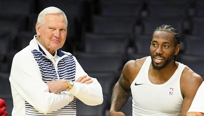 Des propos incendiaires de Jerry West sur les Lakers révélés NBA