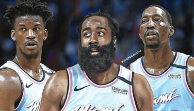 NBA – La réponse glaciale de Jimmy Butler aux rumeurs Harden à Miami
