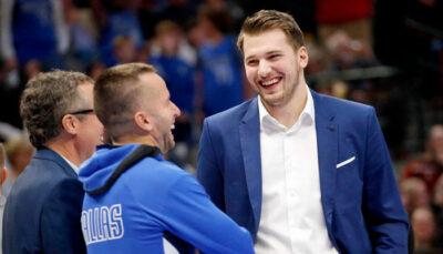 NBA – Les Mavs mettent un joueur à la porte… de la manière la plus classe qui soit