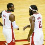 NBA – John Wall réagit au craquage de Harden à l'entraînement