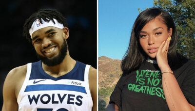 NBA – Le cadeau scandaleux de KAT à sa copine Jordyn Woods pour Noël