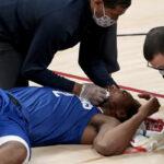 NBA – Conséquences sérieuses pour Kawhi Leonard, ensanglanté hier