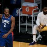NBA – « LeBron reste à l'infirmerie à cause des Clippers »