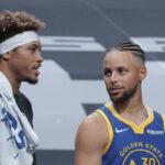 NBA – « J'aime Steph Curry, je déteste ses coéquipiers ! Ils le volent »