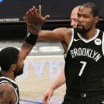 NBA – Le joueur à qui Kyrie et KD tirent leur chapeau après la défaite