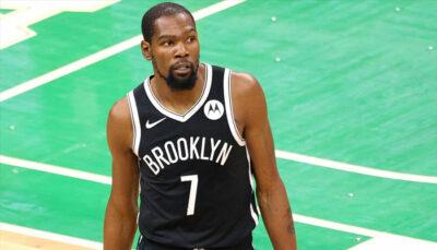 NBA – Pourquoi Kevin Durant va manquer les 4 prochains matchs