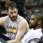 NBA – Kyrie Irving sèchement recadré par Kevin Love