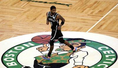 NBA – Après le jet de bouteille, la nouvelle décla controversée de Kyrie sur le racisme
