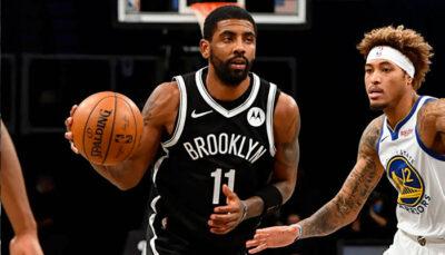 NBA – Les Nets signent le back-up de Kyrie Irving !