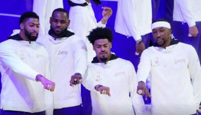NBA – Le joueur qui « garantit » un back-to-back aux Lakers selon un ancien