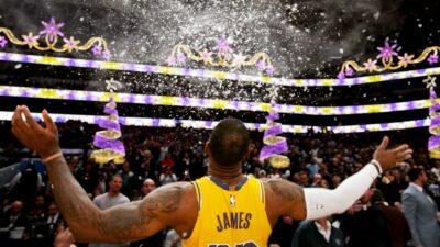 NBA – Les 5 sublimes matchs du Christmas Day révélés !