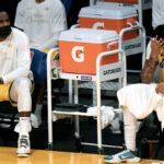 NBA – Tirs clutchs, exclusion : les retrouvailles agitées des Lakers avec 2 de leurs anciens