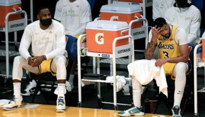 NBA – LeBron encense fortement un remplaçant des Lakers