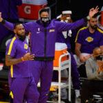 NBA – Le petit nouveau des Lakers cartonne pour sa 1ère… mais inquiète les fans