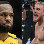 NBA – Jake Paul provoque LeBron… et se fait incendier !