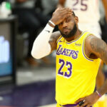 NBA – Absence à venir pour LeBron James !