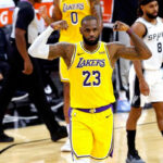 NBA – La stat dingue où LeBron pilonne toute la concurrence cette saison