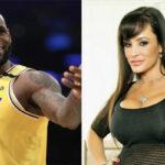 NBA – LeBron James complimenté par une pornstar