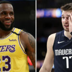 NBA – LeBron s'enflamme devant le panier fou de Luka Doncic !