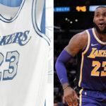 NBA – Les Lakers dévoilent non pas un, mais deux City Edition sublimes !