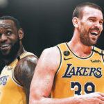 NBA – LeBron trolle sauvagement son nouveau coéquipier Marc Gasol !