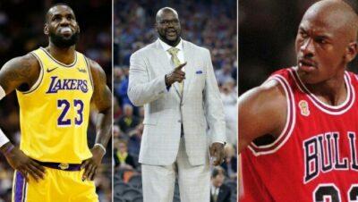 NBA – Shaq dévoile comment LeBron peut dépasser Jordan dans la course pour le GOAT