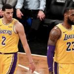 NBA – Lonzo Ball envoie un message à LeBron James, le King répond !