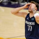 NBA – Une stat inquiétante pour Luka Doncic et les Mavs ?