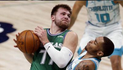 NBA – La grosse crise de Luka Doncic après la défaite des Mavs