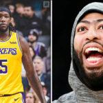 NBA – Montrezl Harrell sort des chaussures délirantes pour Noël, AD se moque !
