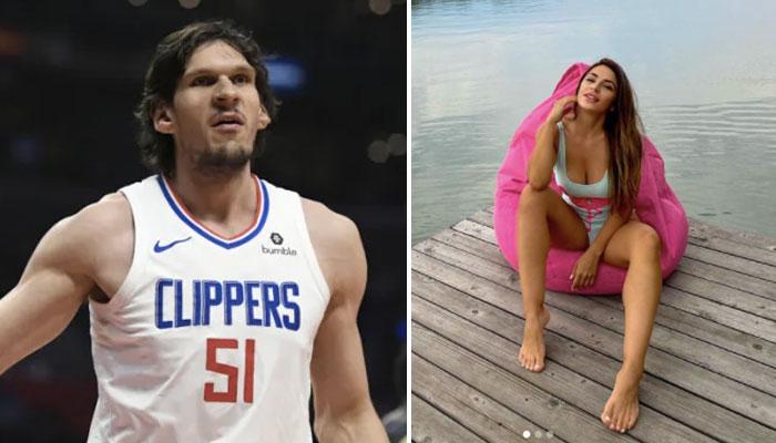 NBA Boban Marjanovic femme