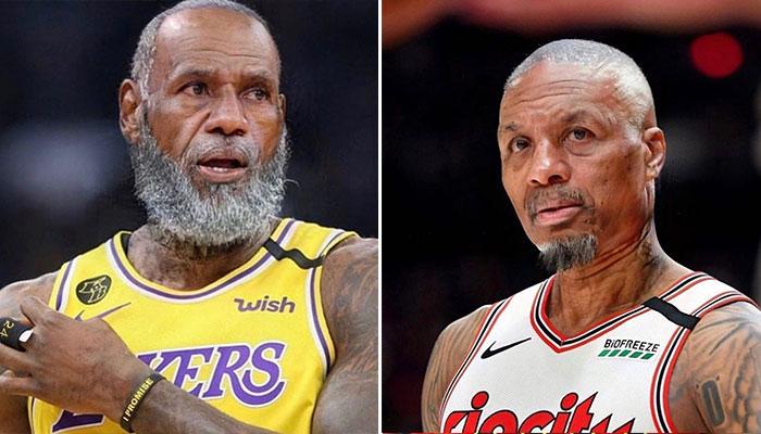 Joueurs NBA vieux