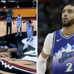 NBA/NCAA – Des nouvelles du joueur foudroyé, Rudy Gobert réagit