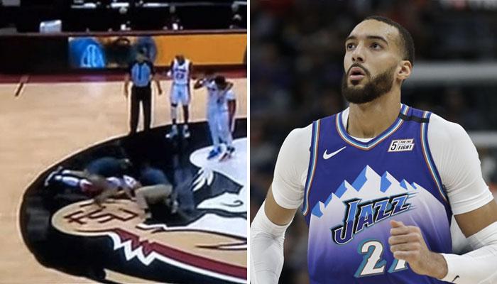 NBA Rudy Gobert réagit à l'accident de Keyontae Johnson