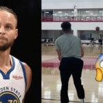 NBA – La vidéo ahurissante de Steph à l'entraînement, totalement possédé !
