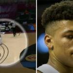 NBA/NCAA – Tiré d'affaire, la glaçante vidéo de Keyontae Johnson révélée
