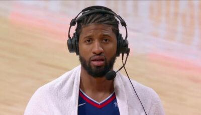 NBA – Paul George traité de « salope » par un adversaire