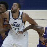 NBA – Rudy Gobert affiche 2 stats jamais vues dans toute l'histoire !