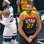 NBA – Rudy Gobert réagit à sa débâcle contre les Nets