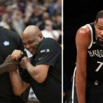 NBA – Kevin Durant sort la sulfateuse sur Barkley et Shaq !