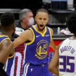 NBA – Steph Curry dévoile le jeune joueur qui pourrait avoir un rôle clé pour la fin de saison