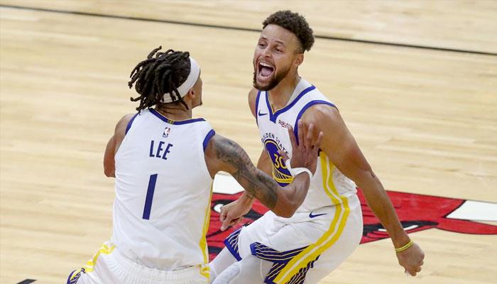 Pourquoi le panier fou des Warriors n'aurait jamais dû arriver NBA