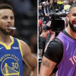 NBA – Une grosse rumeur circule sur Steph Curry et Drake… le meneur tease fort !