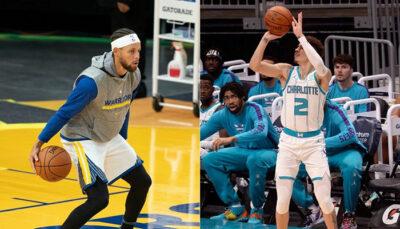 NBA – La stat folle où LaMelo met à genoux Curry et Lillard