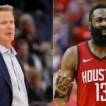 NBA – En plein feuilleton Harden, la phrase de Steve Kerr qui enflamme les réseaux