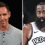 NBA – Steve Nash donne la tendance pour un trade de Harden aux Nets