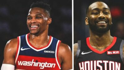 NBA – Néo-Rocket, DeMarcus Cousins réagit au trade Westbrook/Wall