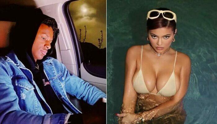 Bronny James et Kylie Jenner
