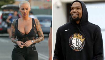 NBA – Un tweet hilarant de Kevin Durant sur Jordan et l'ex de Kanye West ressort