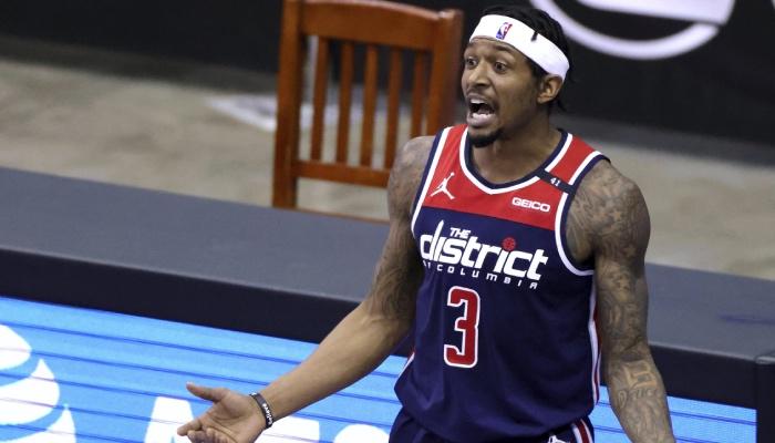 Bradley Beal est de plus en plus frustré chez les Wizards